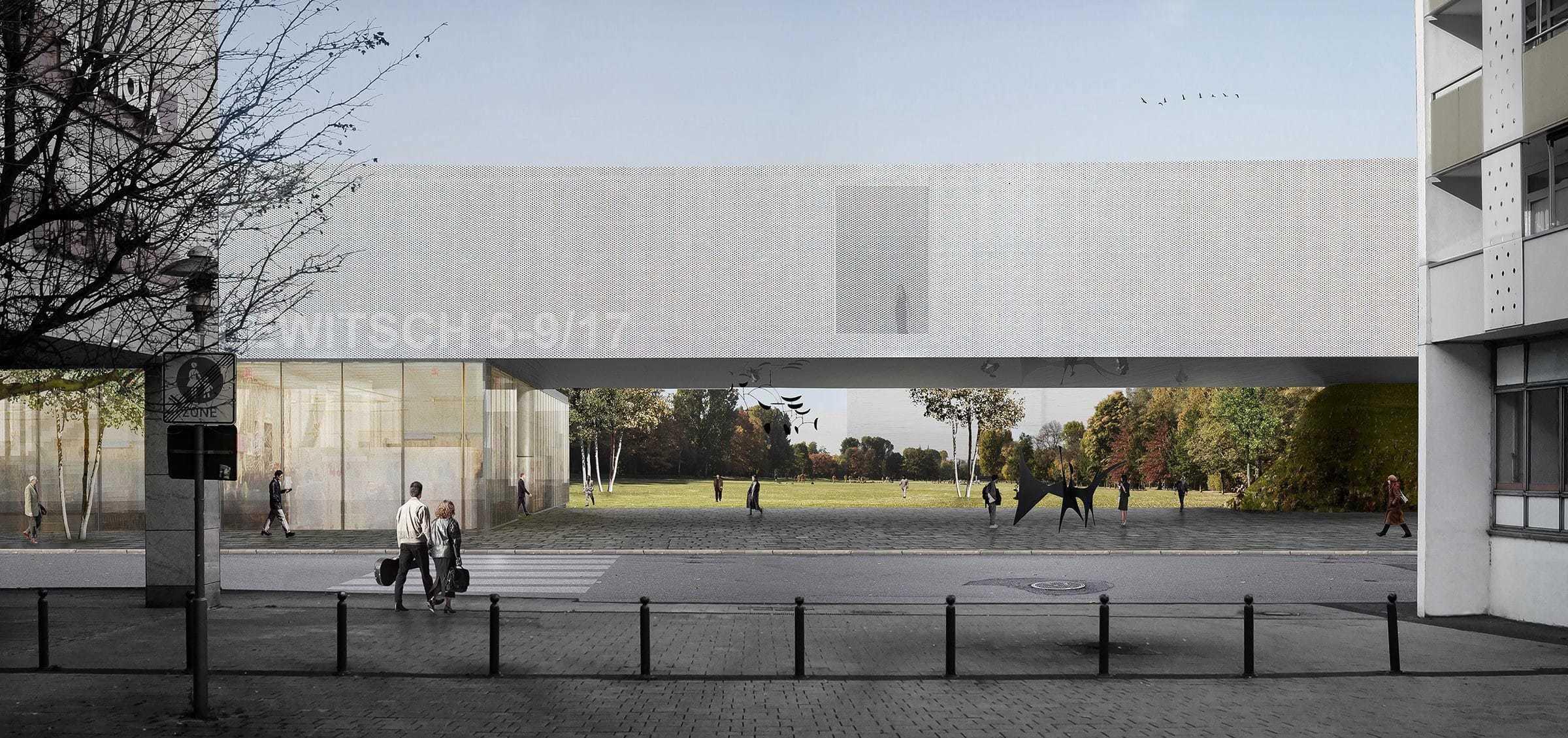 Bauhausmuseum Dessau 03 2400X1020