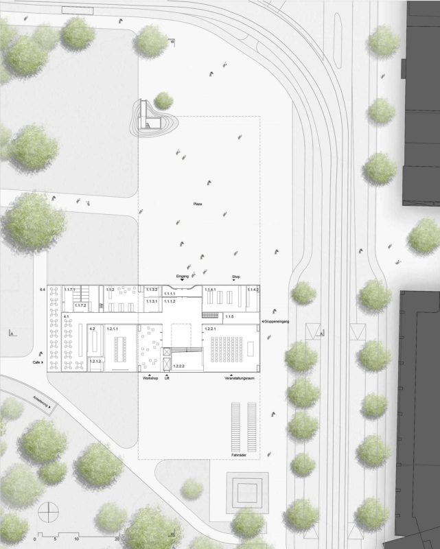 Bauhausmuseum Dessau P 02